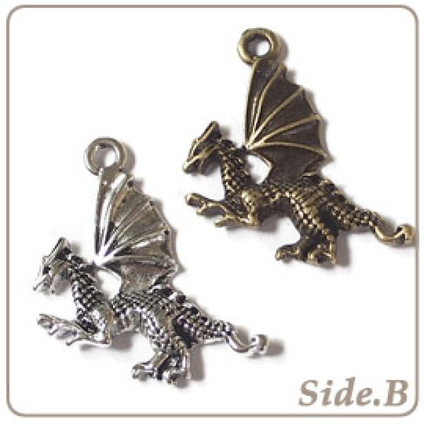 画像1: チャーム:Dragon・F (1)